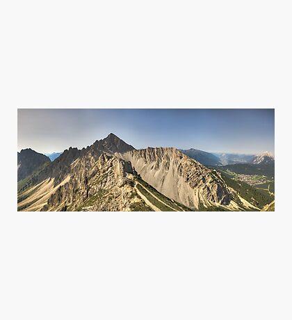 Above Seefeld Photographic Print