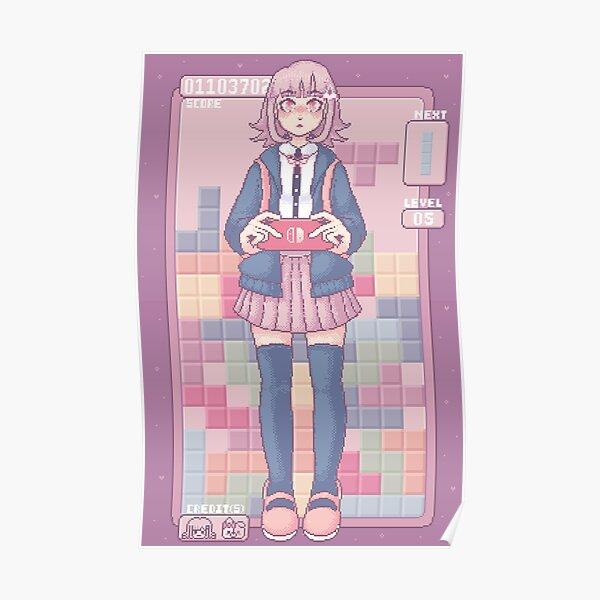 Ultimate Gamer: Chiaki Nanami Poster