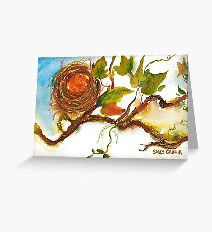 Ode to Summer Greeting Card