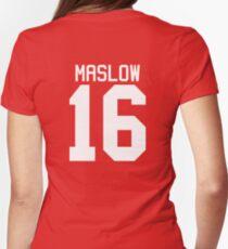 James Maslow jersey - white text T-Shirt