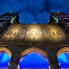 Notre Dame in different angle! by vasu