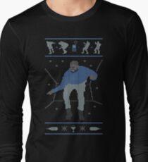 Holiday Bling (original) Long Sleeve T-Shirt