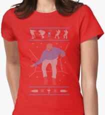 Holiday Bling (original) Women's Fitted T-Shirt