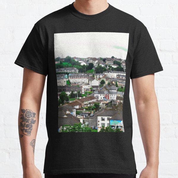 Bogside, Derry, Northern Ireland Classic T-Shirt