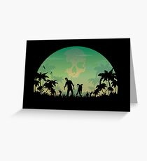 They're Coming! Greeting Card