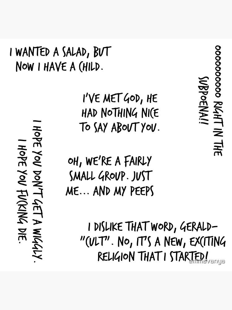 Black Friday Quotes Greeting Card By Emmavanya Redbubble