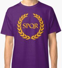 Camp Jupiter - SPQR Classic T-Shirt