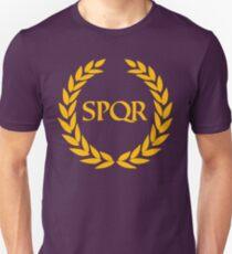 Camp Jupiter - SPQR Unisex T-Shirt