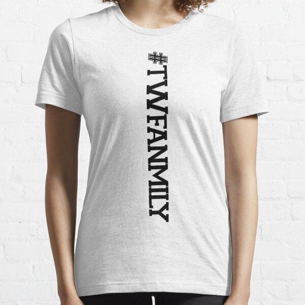 #TWFanmily (sticker) Essential T-Shirt