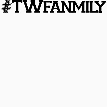 #TWFanmily by corymonteeth