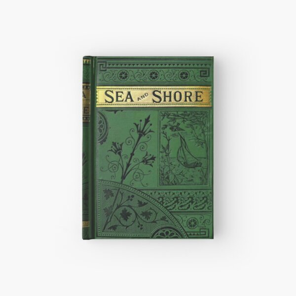 Vintage Journal, Sea and Shore Hardcover Journal
