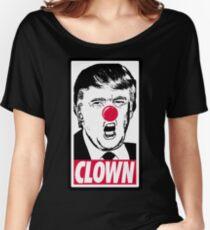 Trump - Clown Women's Relaxed Fit T-Shirt