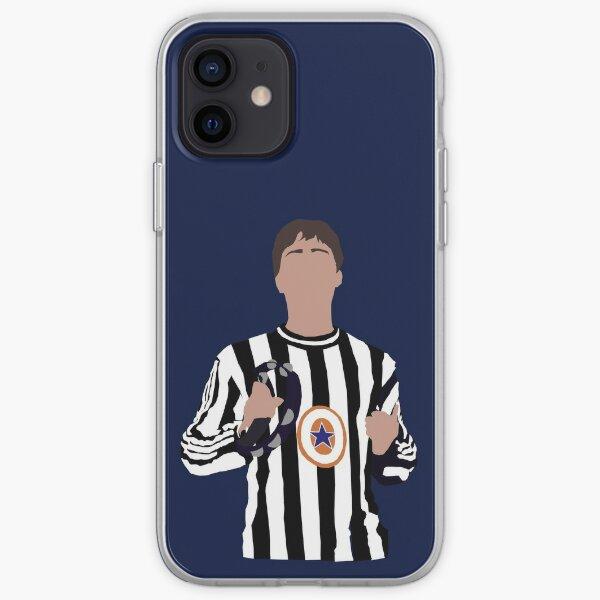 Liam Gallagher, Newcastle United Imprimer Coque souple iPhone