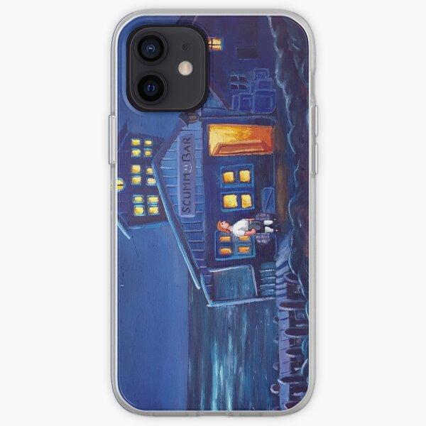 Monkey Island - Scumm Bar iPhone Soft Case