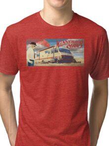heisenbago Man  Tri-blend T-Shirt