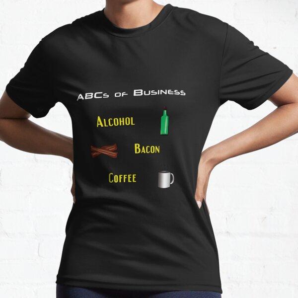 ABCs of Business Active T-Shirt