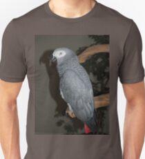 African Grey Unisex T-Shirt