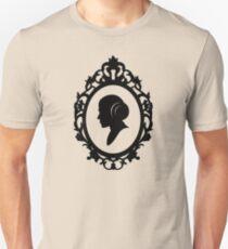 Portrait Of A Princess Unisex T-Shirt