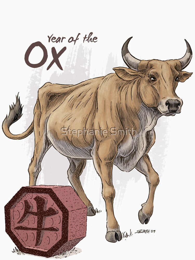 Chinese Zodiac - the Ox by stephsmith