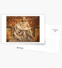 La Pietà by Michelangelo Postcards