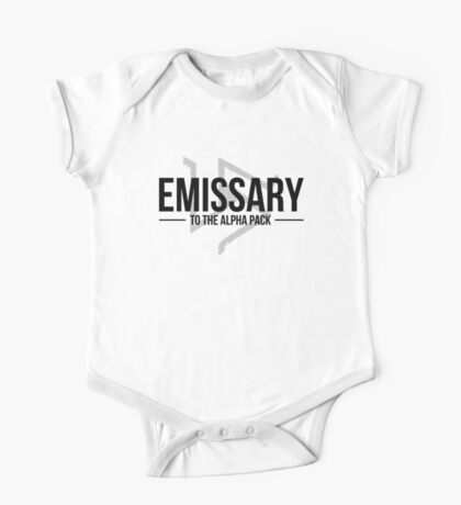 emissary to the alpha pack Kids Clothes