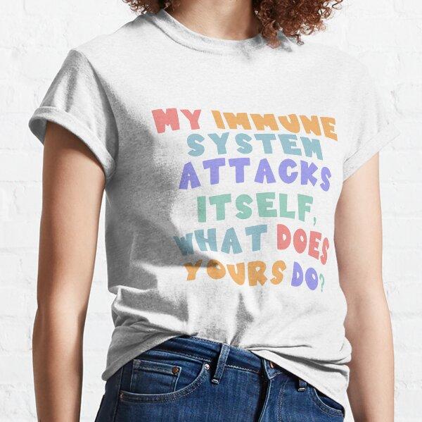 Autoimmune system 2 Classic T-Shirt