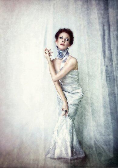 Girl Blue by Jennifer Rhoades