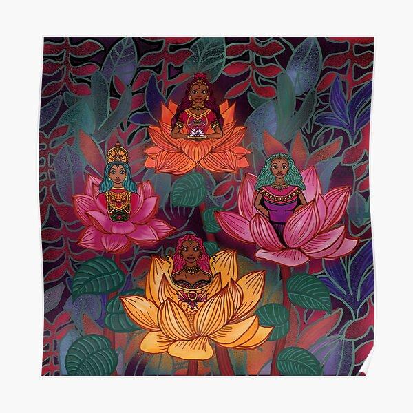 Goddess Gang Poster