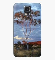 Sunset Batton Hill,North Simpson Desert Case/Skin for Samsung Galaxy