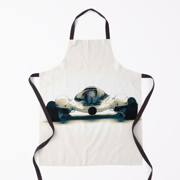 Ai car mask Apron