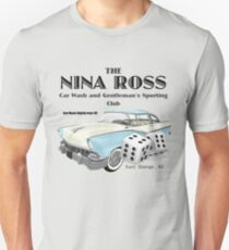 Nina Ross Car Wash and Gentlemen's Club Unisex T-Shirt