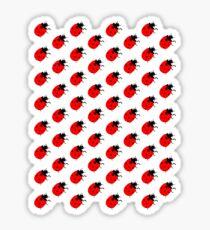 Ladybugs! Sticker