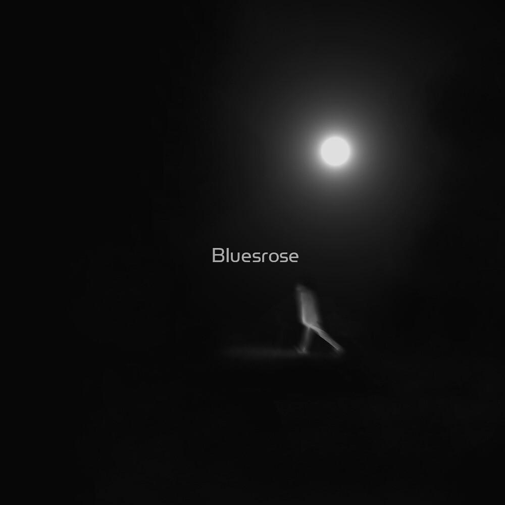 Moon man by Bluesrose