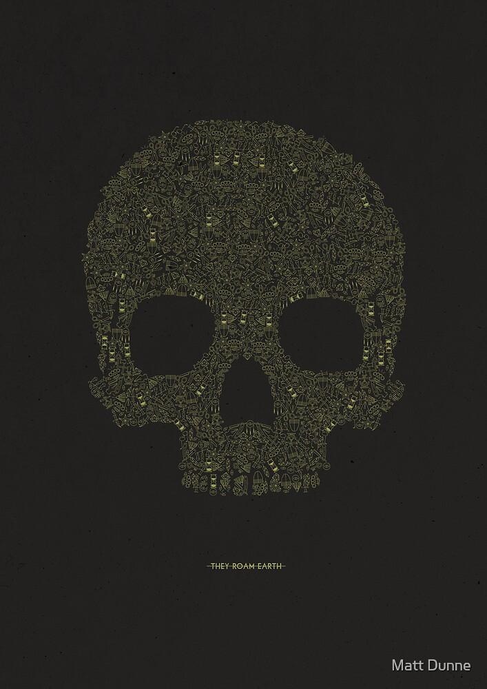 THEY ROAM EARTH by Matt Dunne