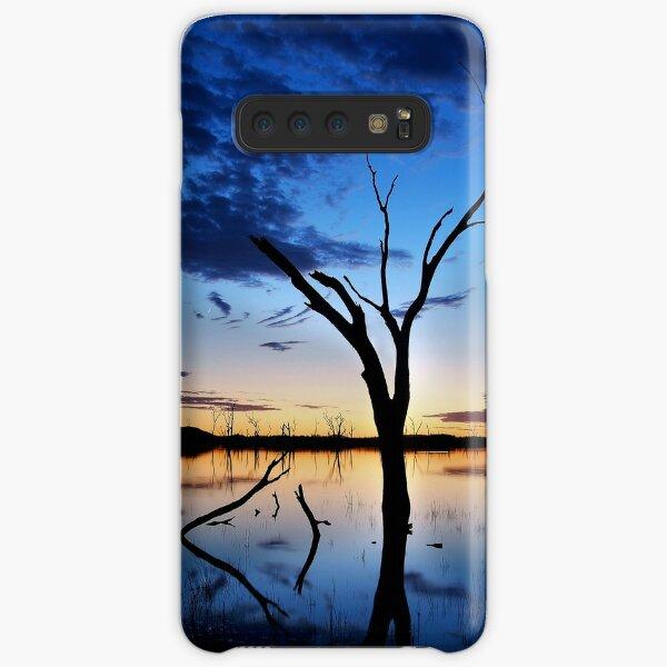 Lake Fyans, Blue Lagoon Samsung Galaxy Snap Case