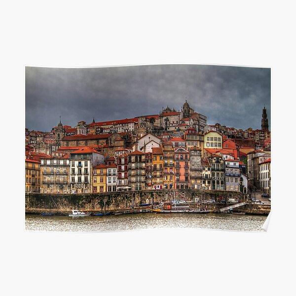 Porto, Portugal Poster