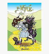 Whizzer of Oz Photographic Print