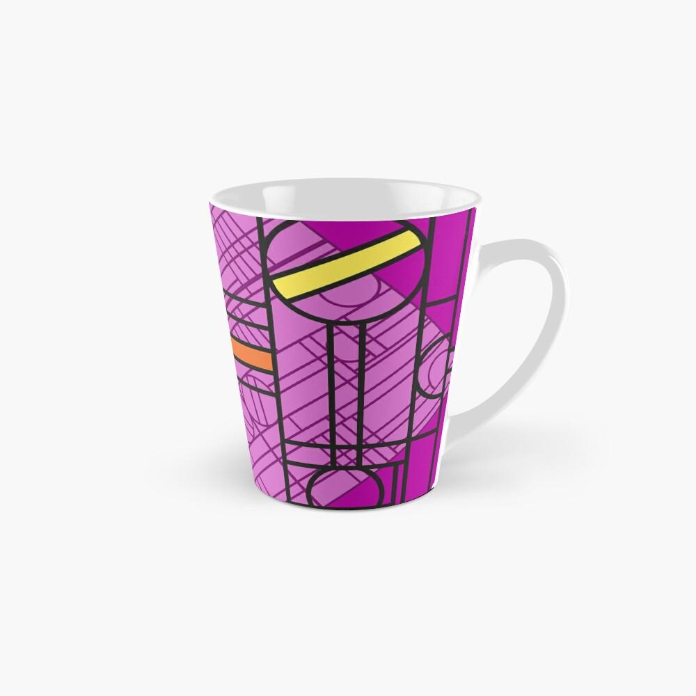 Circular Blockwork Mug