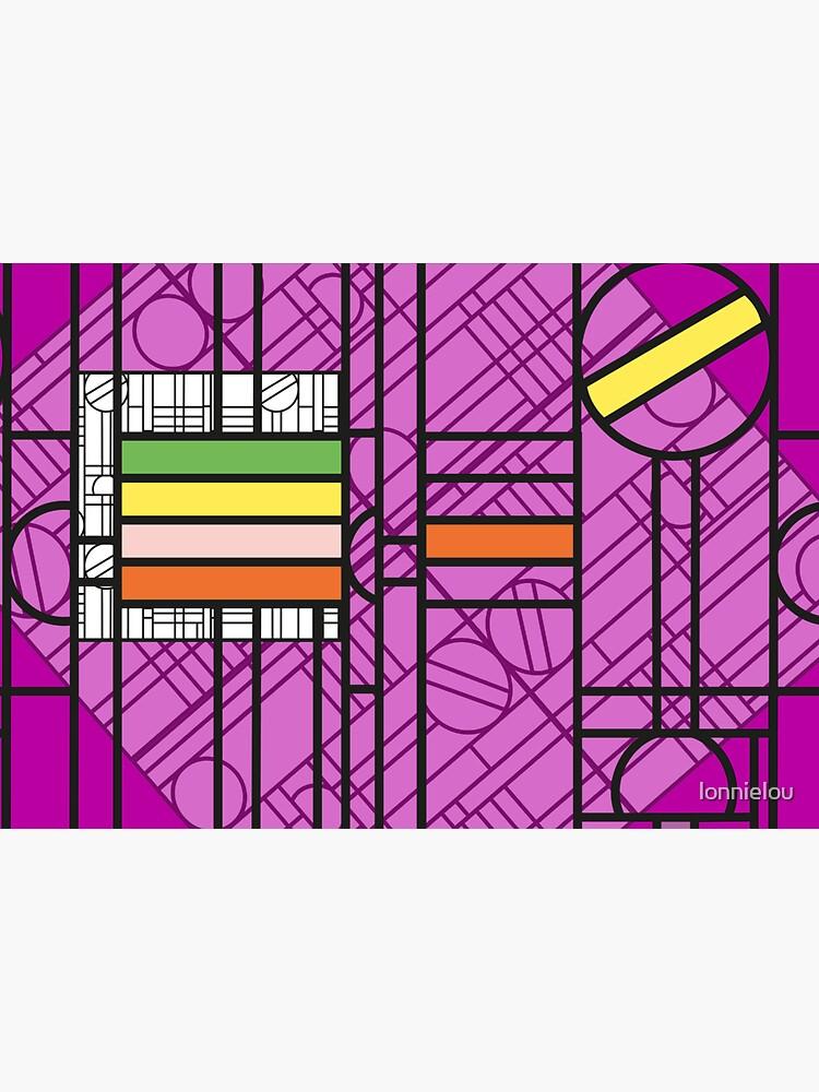 Circular Blockwork by lonnielou