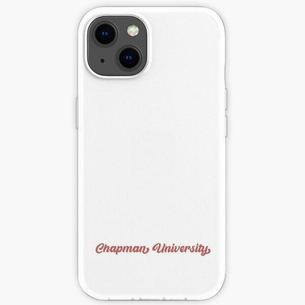 Chapman University Sticker iPhone Soft Case