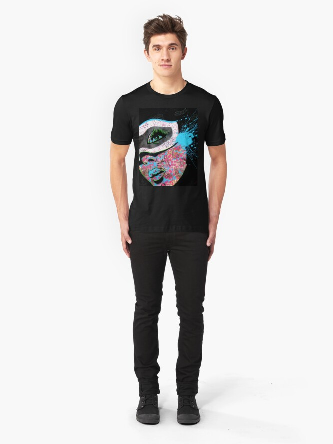Alternate view of True Identity Slim Fit T-Shirt