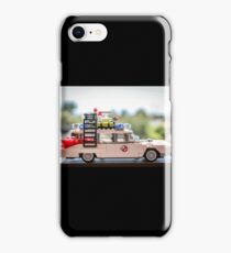 Ghost Rider Ecto 1 iPhone Case/Skin