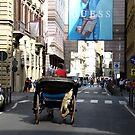 la carrozzella fiorentina by bertipictures