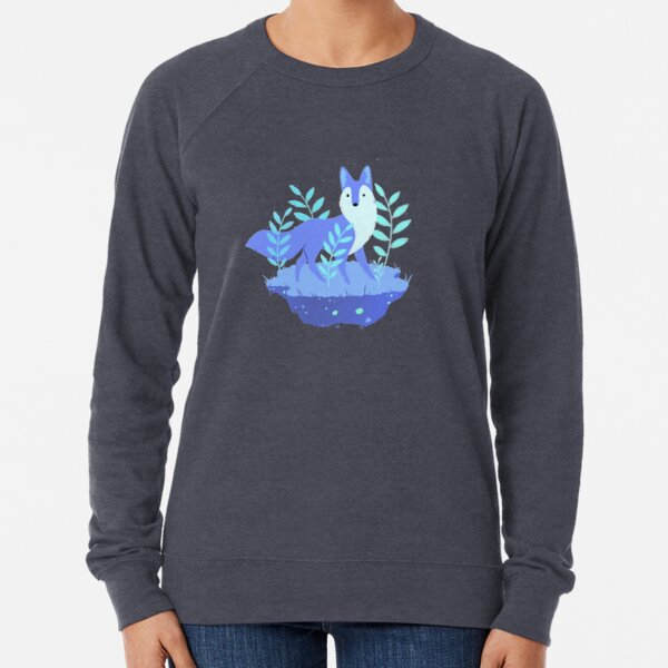 Fox Fern Lightweight Sweatshirt