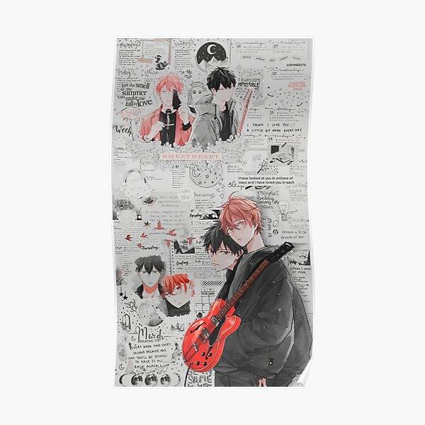 Journal donné Anime Poster