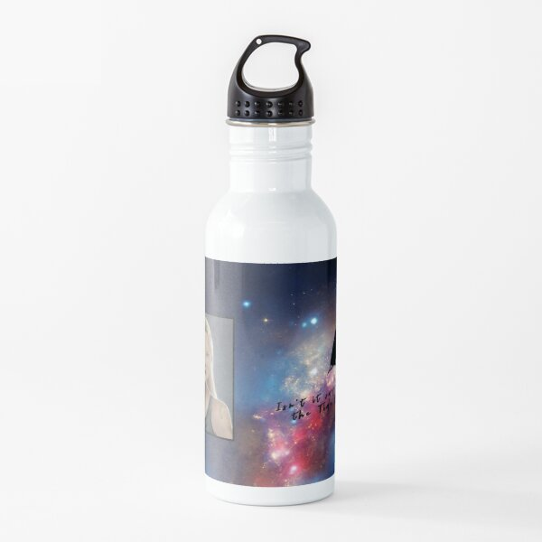 The Tide of the Stars - Captain Nina Quote V2 Water Bottle