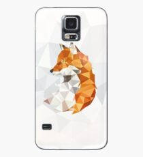 POLY : Fox Case/Skin for Samsung Galaxy