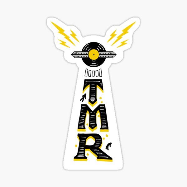 TMR Abduction Sticker