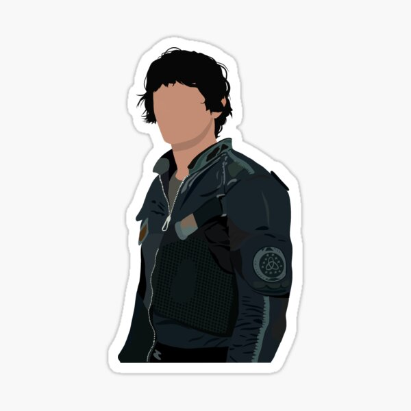 Bellamy Sticker