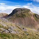 Great Gable, Lake District National Park by strangelight
